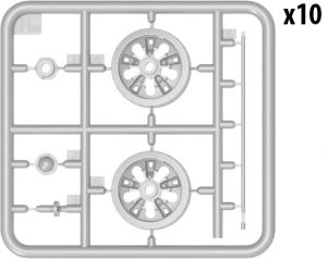 Content box 37070 KMT-7 矿用压路机 早期型