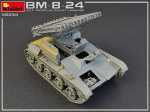 Build up 35234 BM-8-24 SELF-PROPELLED ROCKET LAUNCHER
