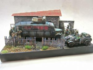 35558 EUROPEAN FARMYARD + 35539 VILLAGE ACCESSORIES + Ian Moore (FBK)
