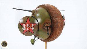 "40001 SOVIET BALL TANK ""Sharotank"" INTERIOR KIT + 35009 SOVIET TANK CREW AT REST + Mariusz Kornatka"