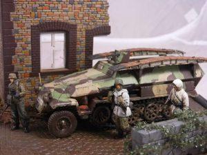 "36024 ARDENNES STREET + 35148 ""MARKET GARDEN"" NETHERLANDS 1944 + Felix (@flexi_bel)"