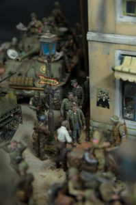 """Diorama: """"We Are Back"""" 35019 + 35047 + 35151 + 35530 + 35548 + 35550 + 35569 + 35584 + 36045 + 38004 + Yung-Yi Shieh"""