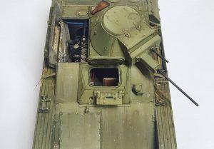 35241 T-60 (T-30 Turret) INTERIOR KIT + Michał Wójtowicz