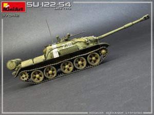 Photos 37042 SU-122-54 spätes Modell
