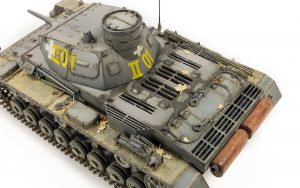 35162 Pz.Kpfw.III Ausf.B + Vyacheslav Bezdetko