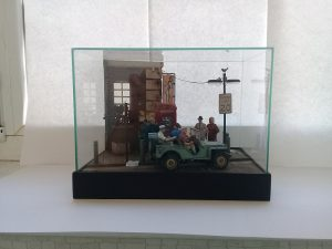 35050 BRITISH STAFF CAR w/CREW + 38015 GERMAN CIVILIANS 1930's-1940's + Andrey Praslov (Korbut)