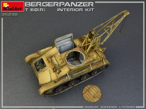35238 BERGEPANZER T-60 ( r ) INTERIOR KIT