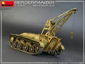 Photos 35238 BERGEPANZER T-60 ( r ) INTERIOR KIT