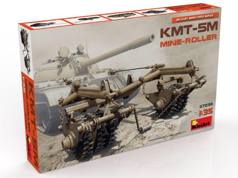 37036 KMT-5M MINE-ROLLER