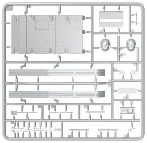 Content box 35238 BERGEPANZER T-60 ( r ) INTERIOR KIT