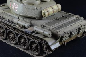 35193 T-44 SOVIET MEDIUM TANK + VladixGodsnake