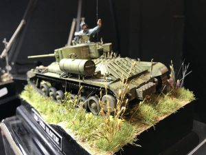 35100 Pz.Kpfw. Mk.III 749(e) VALENTINE III w/CREW