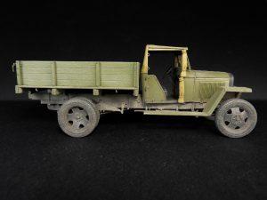 35130 GAZ-MM Mod.1941 1.5t CARGO TRUCK + Alexander