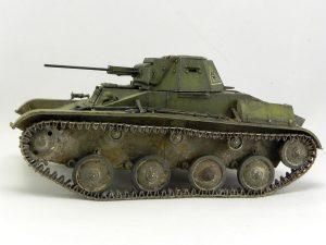 35215 T-60 EARLY SERIES. SOVIET LIGHT TANK. INTERIOR KIT +  Yuri Kazakevich (aka matvey)