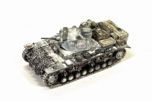 35213 Pz.Kpfw.III Ausf. D/B + Igor Sydorenko
