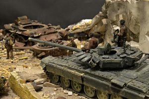 37018 T-55 Mod. 1963 INTERIOR KIT + Gennady Zavrazhnev