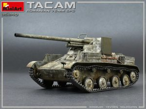 Photos 35240 TACAM T-60 ( r ) 罗马尼亚 76mm 自行火炮 带内购