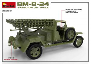 3D renders 35259 BM-8-24 BASED ON 1,5t TRUCK