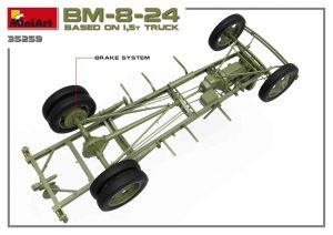 3D renders 352559 BM-8-24 auf 1,5t LKW