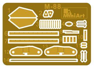 Content box 35259 БМ-8-24 НА БАЗЕ ГРУЗОВИКА 1,5т
