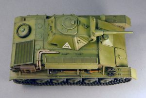 35194 T-70M SOVIET LIGHT TANK w/CREW. SPECIAL EDITION + Evgeniy