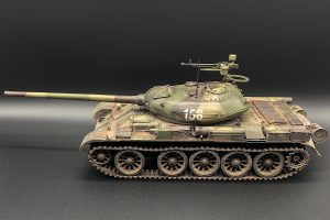 37003 T-54-1 SOVIET MEDIUM TANK. INTERIOR KIT + Ilya Zhilin (Илья Жилин)