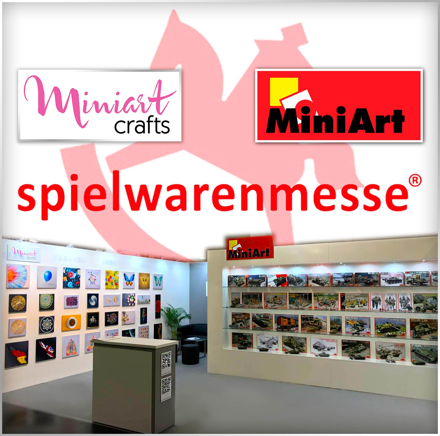 Photos from Spielwarenmesse 2019