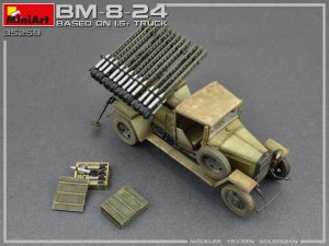"40001 SOVIET BALL TANK ""Sharotank"" INTERIOR KIT + 35222 FINNISH TANK CREW"