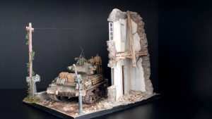 36020 VILLAGE ROAD w/RUINED HOUSE + Emanuele Procaccini (@prock_models)