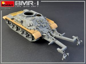 Build up 37039 BMR-1 LATE MOD. WITH KMT-7
