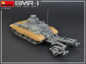 Build up 37039 BMR-1 spätes Modell mit KMT-7