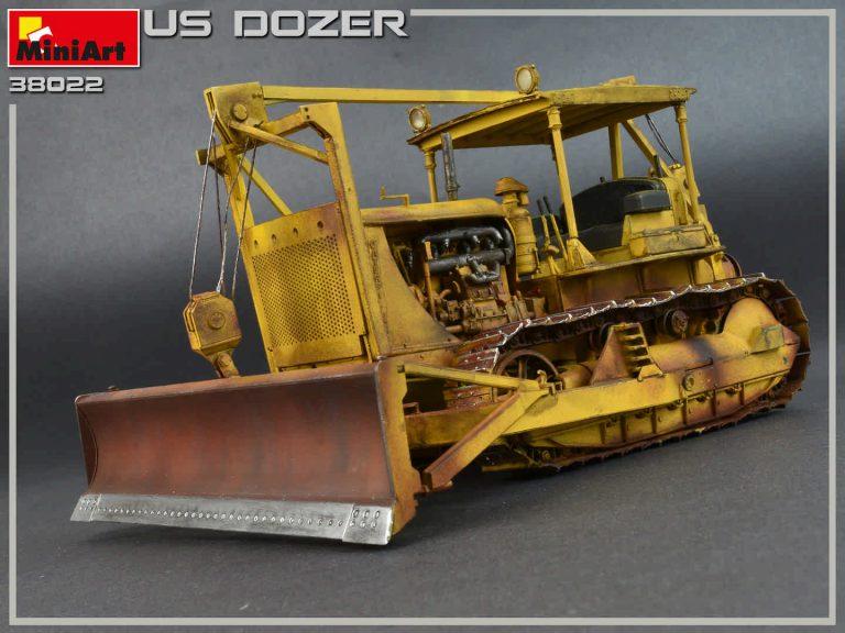 38022 U.S. BULLDOZER