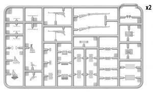 Content box 35075 TOTENKOPF DIVISION ( KHARKOV 1943 )