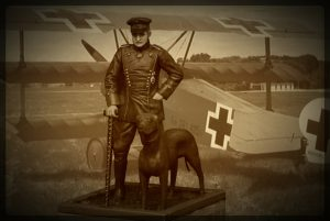 16032 THE RED BARON Manfred von Richthofen WWI FLYING ACE + Дмитрий Говорков (Dmitry Govorkov)