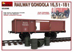 3D renders 35296 ゴンドラ貨車16.5-18t