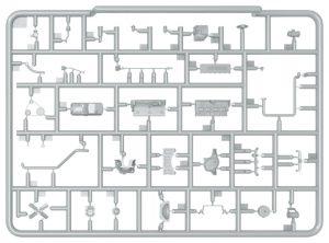 Content box 35260 T-60(第37工場、スベルドロフスク製1942年春)フルインテリア(内部再現)