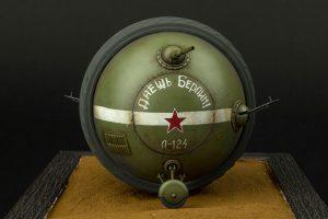 """40001 SOVIET BALL TANK """"Sharotank"""" INTERIOR KIT + Andy Moore"""