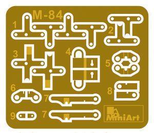 Content box 35296 ゴンドラ貨車16.5-18t