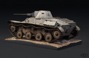 35215 T-60 EARLY SERIES. SOVIET LIGHT TANK. INTERIOR KIT + Boris Harlamov