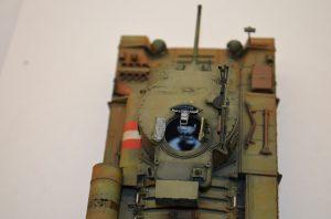 35106 BRITISH INFANTRY TANK Mk.III VALENTINE V w/CREW + Nowork