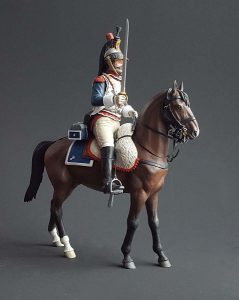 16015 FRENCH CUIRASSIER NAPOLEONIC WARS +