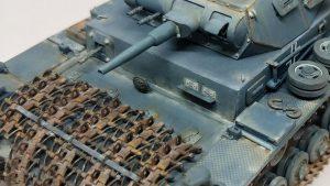 35213 Pz.Kpfw.III Ausf. D/B + Won Beom Lee
