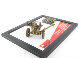 35269 GERMAN ROCKET LAUNCHER with 28cm WK Spr & 32cm WK Flamm