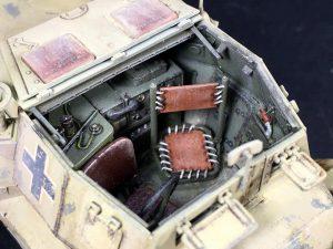 Paolo Conte + 35074 DINGO Mk.II SCOUT CAR w/CREW Pz.Kmpf. Mk.I 202(e)
