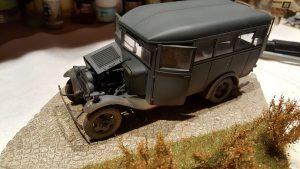 35149 GAZ-03-30 Mod. 1938 + Panzer Nick