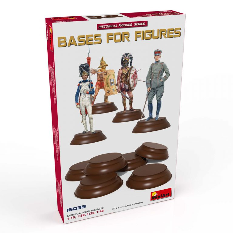 16039 BASES FOR FIGURES 6 PC