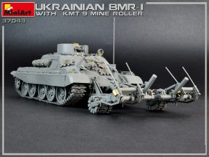 Build up 37043 UKRAINISCHER BMR-1 w/KMT-9