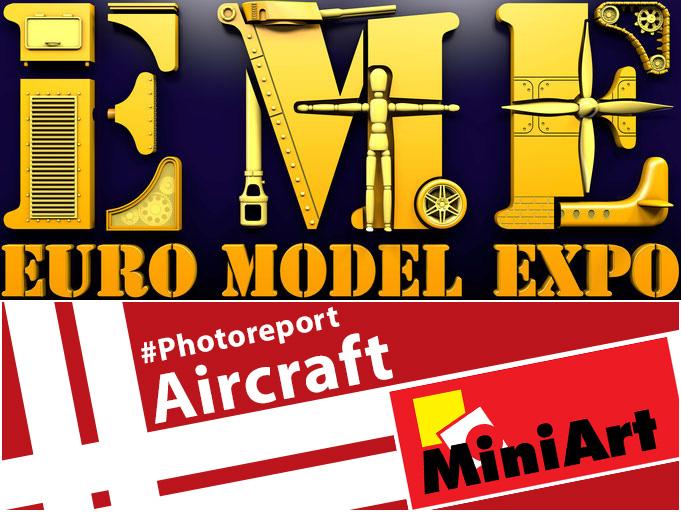 EME Lingen 2019: Aircraft