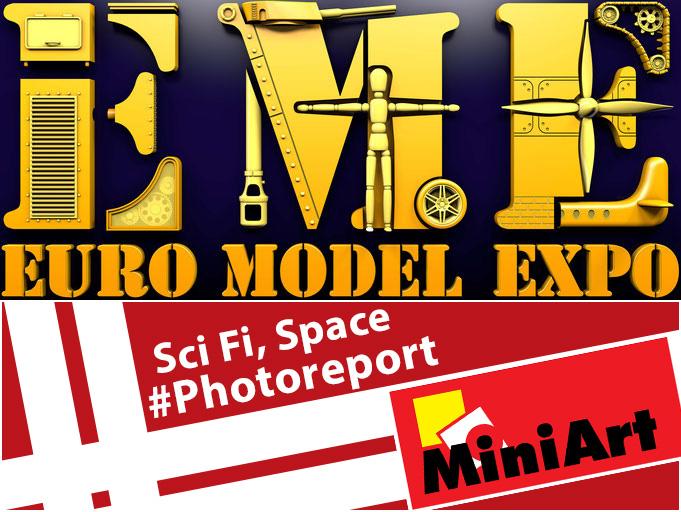 EME Lingen 2019: Sci Fi, Space