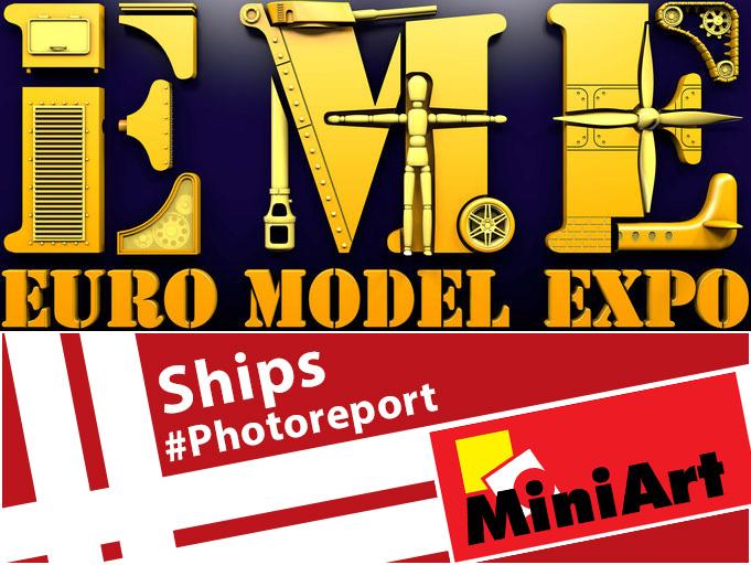EME Lingen 2019: Ships